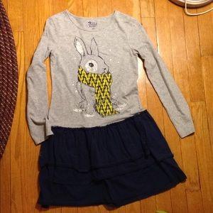 long sleeve dress for girls